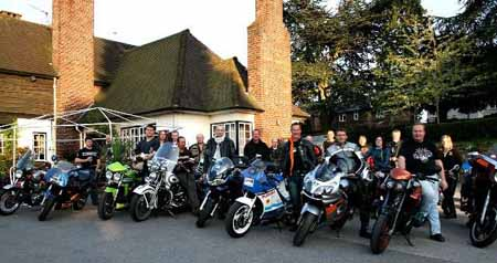 Church House Inn, Biker Friendly pub, Congleton, Cheshire
