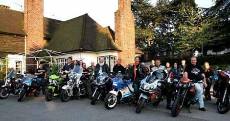 Church House Inn, Biker Friendly pub, Congleton, Cheshire