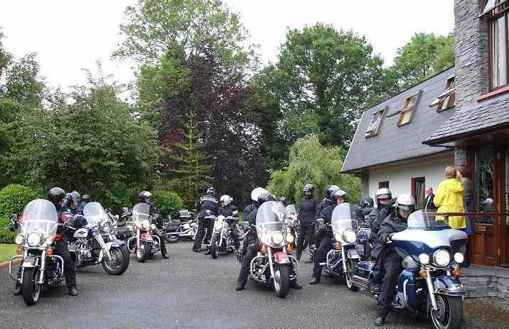 Kathleens Country House, Biker Friendly, Killarney, Co. Kerry, Ireland