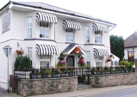 Blacklion Guest House, Biker Friendly, Abergavenny, Monmouthshire