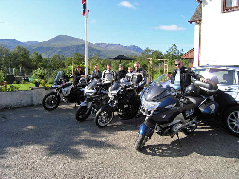 Achnabobane Farmhouse, Biker Friendly, Spean Bridge, Inverness