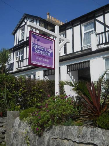 Falmouth Lodge Backpackers, Biker Friendly, Cornwall
