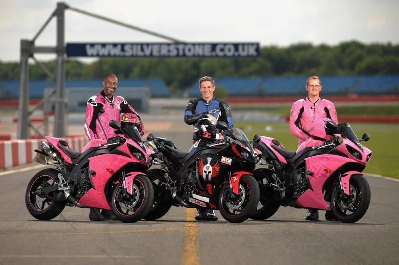 Viva Valencia, Dan Matt Steve, Riders for Health