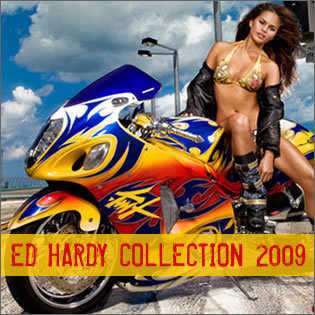 Ed Hardy Collection 2009