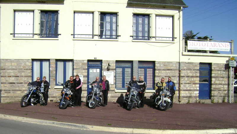 Motoranis Biker Friendly Reminiac Brittany France
