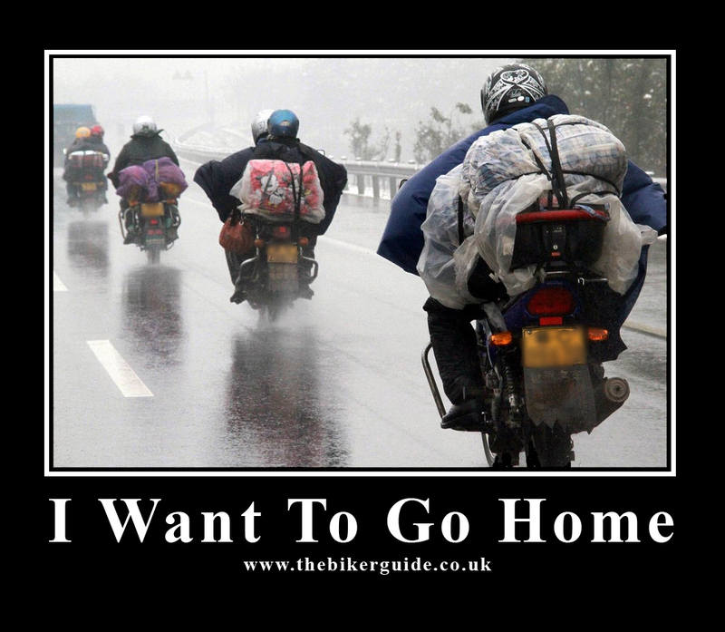Take me home - THE BIKER GUIDE