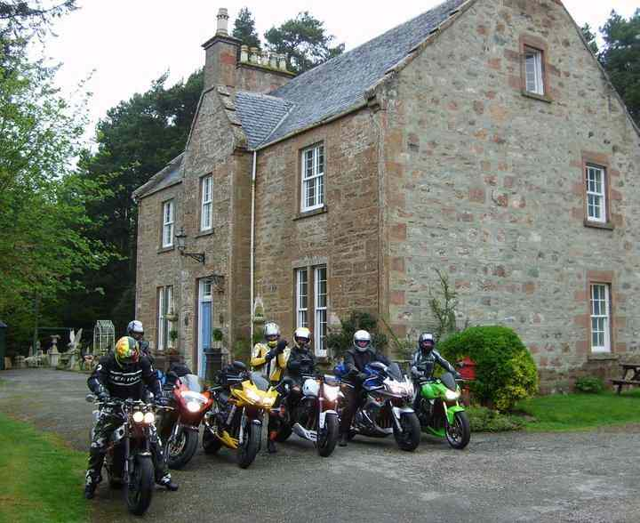 Torguish House, Biker Friendly, Daviot, Inverness, Highlands