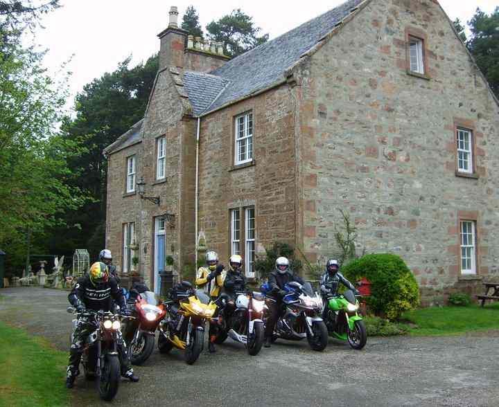 Torguish House, Biker Friendly, Daviot, Inverness, Highlands