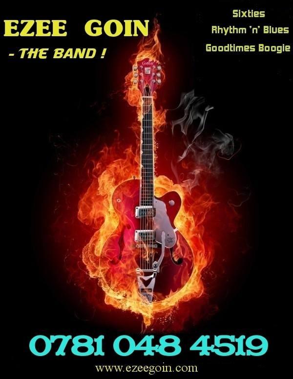 Ezee Goin, Band, Rock Roll, Blues, Biker events music,