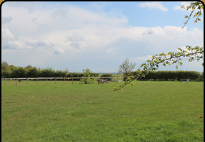 Coldblow Farm, Biker Friendly campsite, Maidstone, Kent