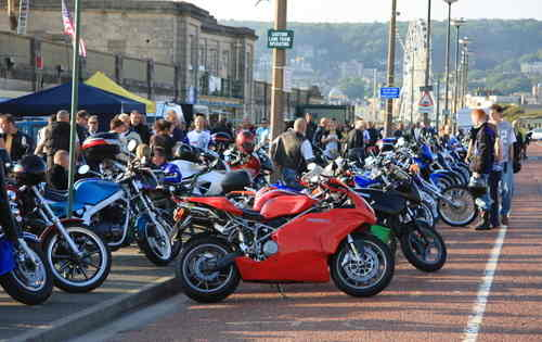 Weston Bike Nights the one