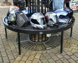 Betws-y-Coed Biker Wales
