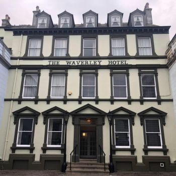 Waverley Hotel, Biker Friendly, Whitehaven, Cumbria
