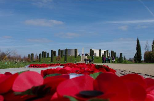 Ride to the Wall, National Memorial Arboretum