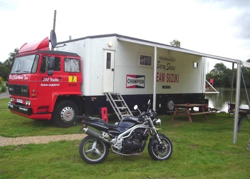 Sheene Pitstop, Biker Friendly, Le Mans, Sarthe, Pays de la Loire, France