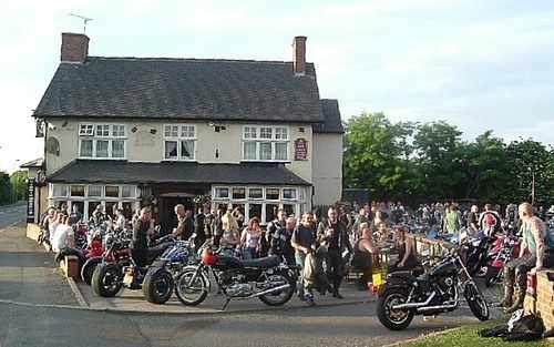 Victoria Biker Pub, Coalville, Leicestershire