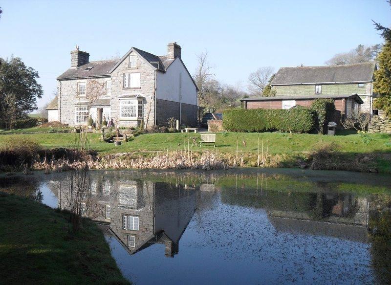 Beili Neuadd, Biker Friendly, Rhayader, Powys