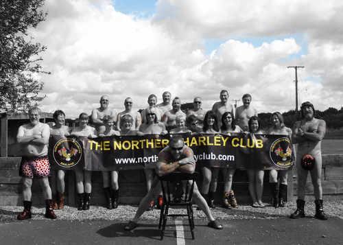 Northern Harley Club, NHC, Pete Smallwood, Kim Keyworth- Hardiman, Samantha