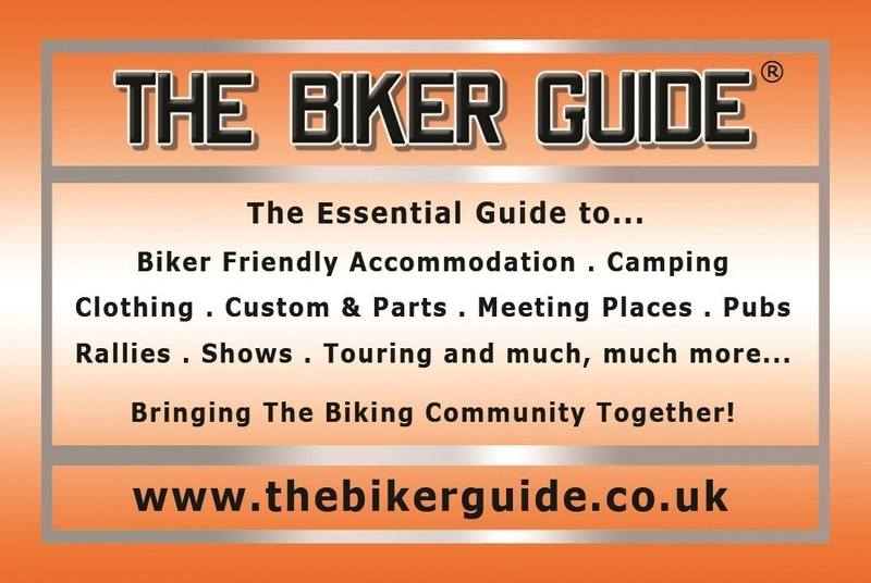 THE BIKER GUIDE - The Ultimate Guide for Bikers!