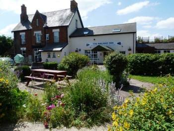 Railway Inn, Biker Friendly, Culham, Abingdon, Oxfordshire