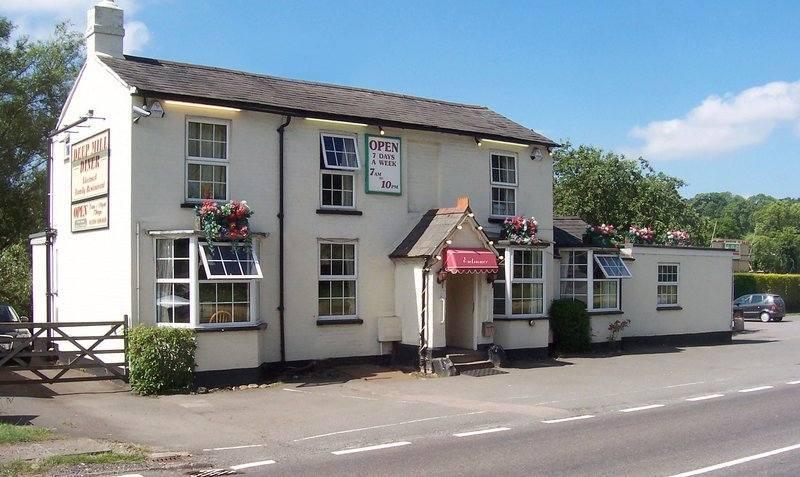 Deep Mill Diner, Biker Friendly cafe, Great Missenden, Buckinghamshire, roo