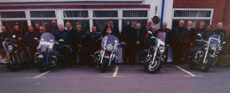 Motorcycle Meeting Places - Wales