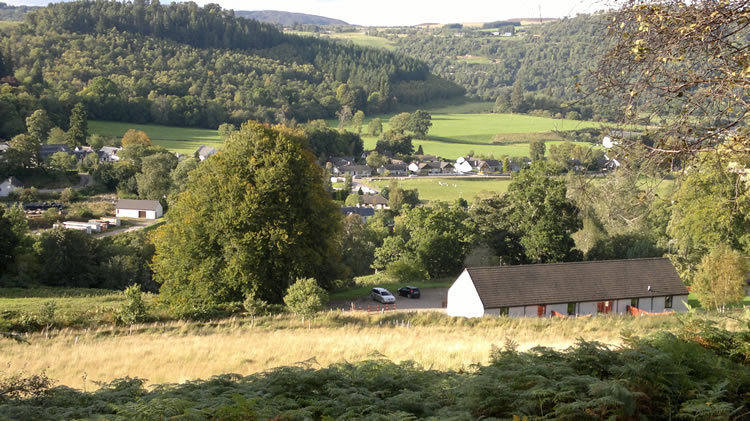 Clunebeg Lodge, Biker Friendly, Drumnadrochit, Inverness