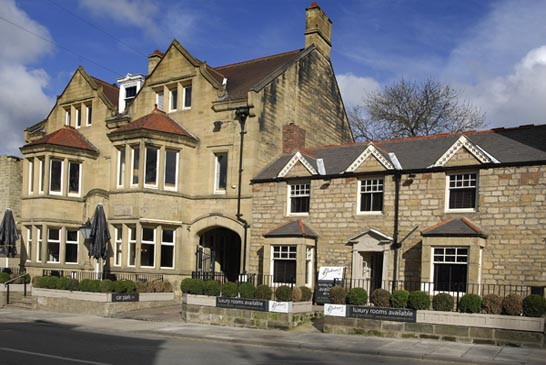 Pubs With Meeting Rooms Northumberland