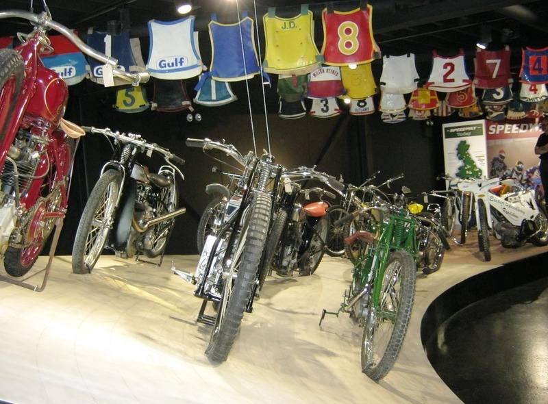 Haynes International Motor Museum, Motorcycle Mezzanine