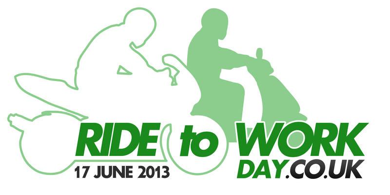 International Ride to Work Day, June 2013
