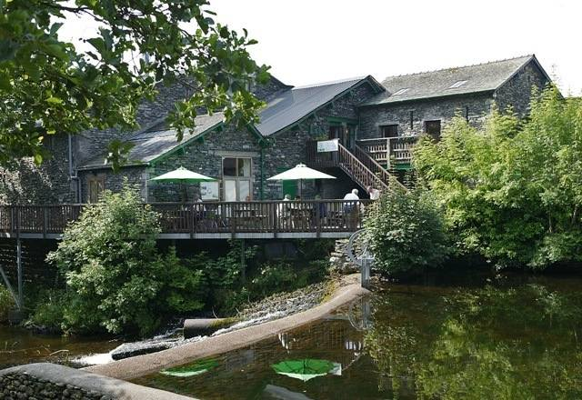 Wilfs Cafe, Staveley, Kendal, Cumbria,