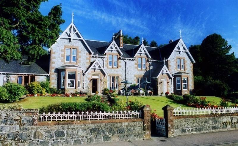 Myrtle Bank Guest House, Biker Friendly, Fort William, Inverness-shire