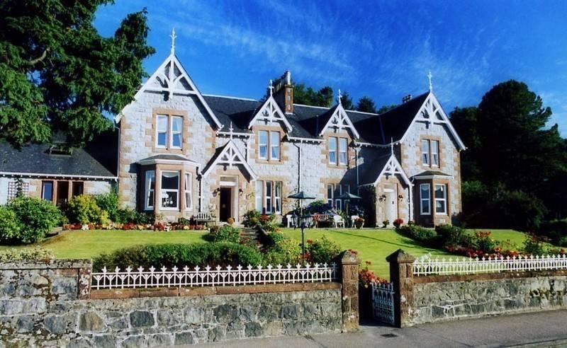 Myrtle Bank Guest House, Biker Friendly, Fort William, Inverness-shire