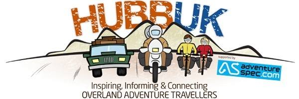 HUBB UK Overland Travel Event from Horizons Unlimited