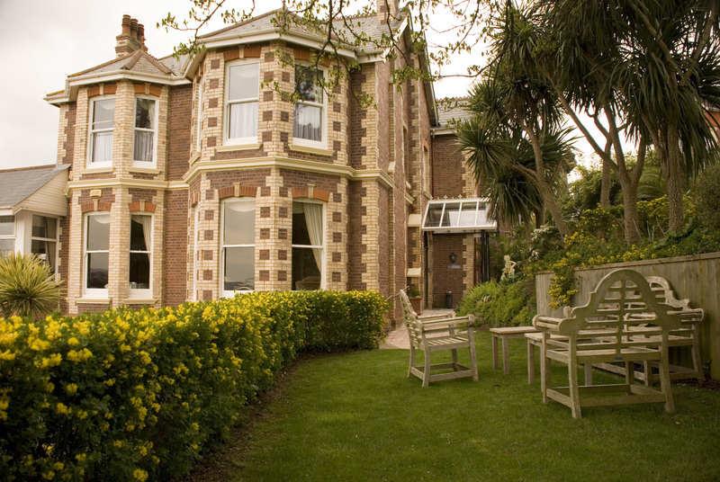 Summerhill Hotel Bikers Are Welcome Paignton Devon