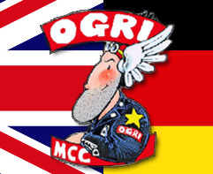 Ogri Rally, Kemble Airfield, Kemble, Cirencester, Gloucestershire