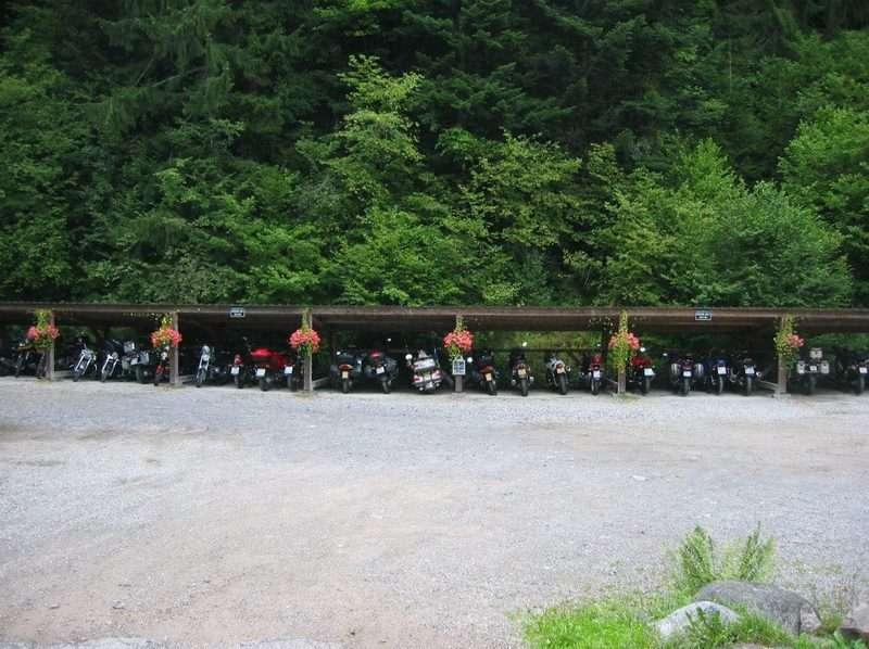 Col de Bussang, Biker friendly, Alsace, France