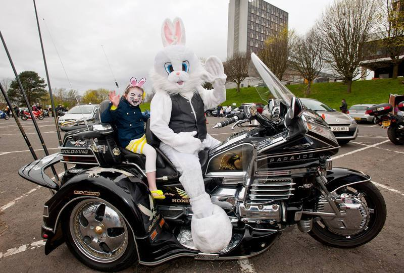 Yorkhill Childrens Charity Easter Egg Run