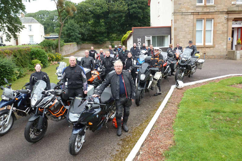 Dellwood Hotel, Biker friendly, Campbeltown, Argyll and Bute