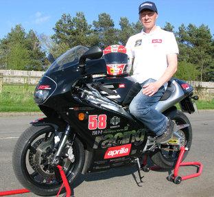 Michelin Rider Stuart Swift 1