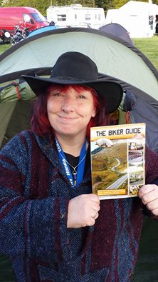 I won tickets for Into The Valley - Karen Goddard