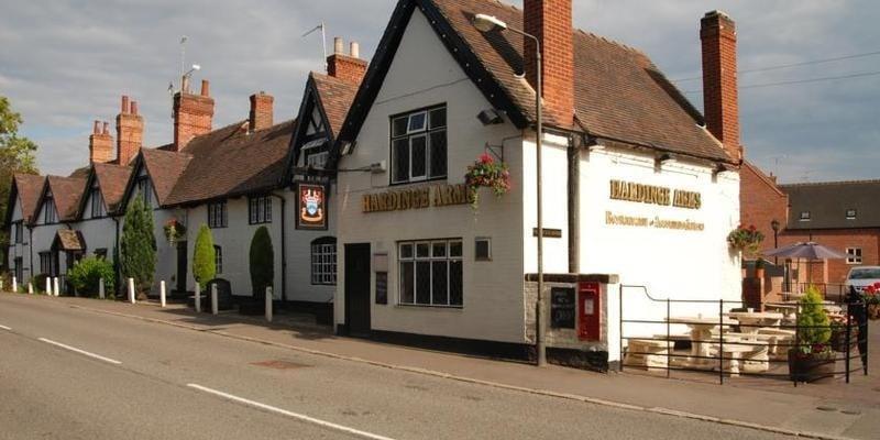 Hardinge Arms, Biker Friendly Pub, Castle Donington, Derbyshire