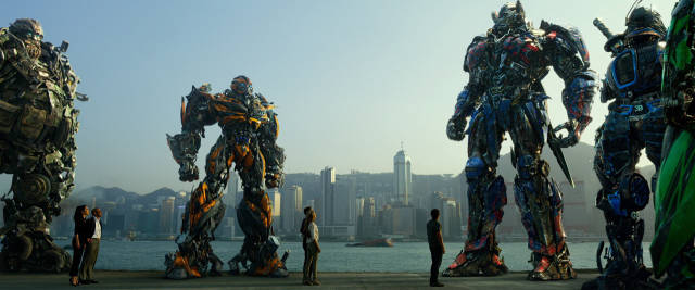 Transformers 4 - The Age of Extinction