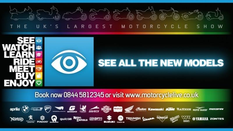 Motorcycle Live 2014