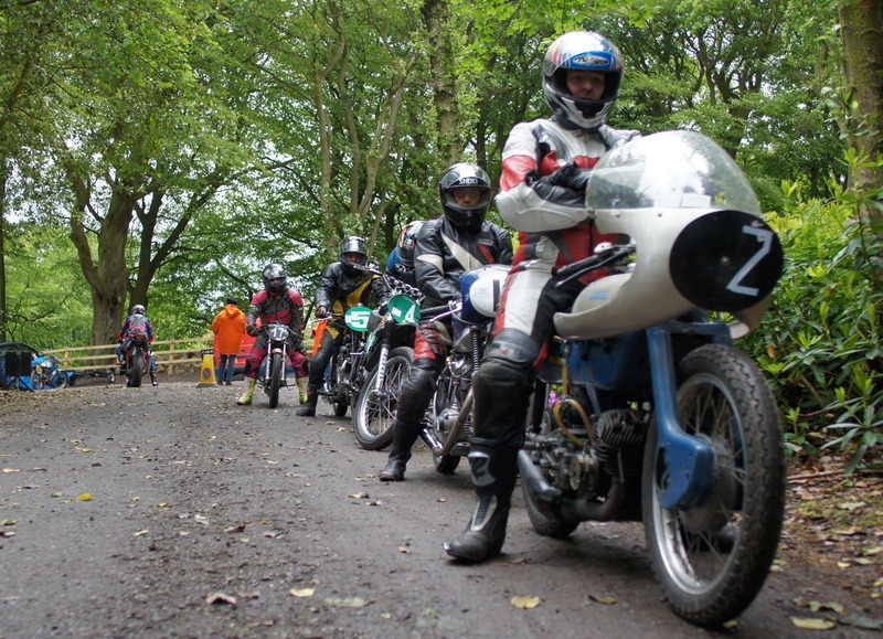 Leighton Hall goes Full Throttle