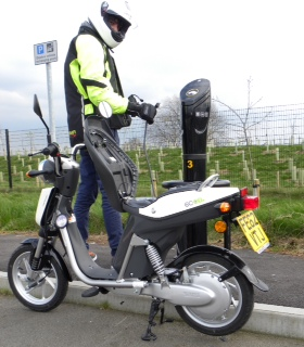 Electric motorcycles should be included in a package of subsidy for green v