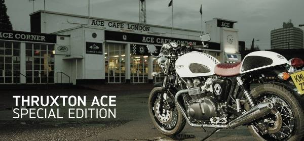 THRUXTON ACE - SPECIAL EDITION
