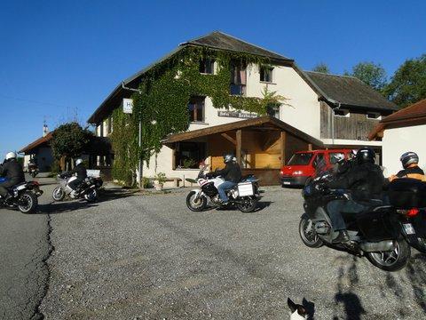 Hotel Auberge Camelia, Biker Friendly, Aviernoz, Haute-Savoie, France,