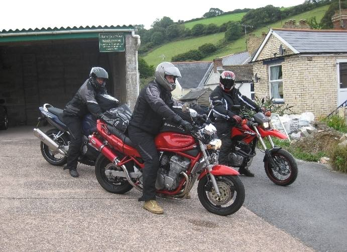 Acorns Guest House, Bikers welcome, Combe Martin, North Devon