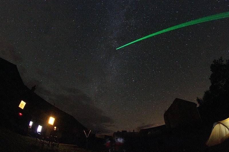 A galaxy of North Pennine stars to take your breath away at Haggs Bank